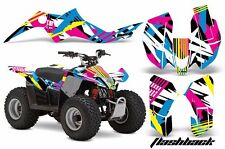 AMR Racing Suzuki LTZ 50 Quad Graphics Kit ATV Sticker Decals 06-09 FLASHBACK