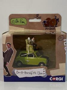 Corgi CC82114 Mr Bean Mini Do It Yourself 1:36 Scale New