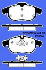 "Bremsbeläge vorne Saab 9-3 (YS3F)  ab Bj 02  mit 16"" Rädern"