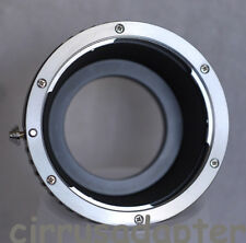 Canon EF EOS lens adapter to Canon EOS M EF-M