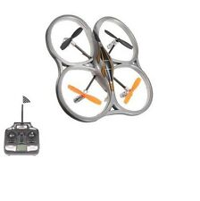 2.4GHz Remote Control 4-Channel UFO Aircraft Helicopter