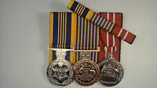Defence Long Service Medal, National Medal, Australian Defence Medals