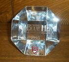 Orrefors Crystal / Glass Paperweight - MBNA Blue Hen Celebrity Golf Classic 1993