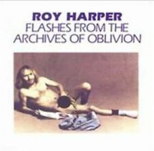 ROY HARPER - FLASHES FROM THE ARCHIVES OF OBLIVION NEW CD