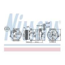 Fits Vauxhall Vectra MK2 2.0 DI 16V Genuine Nissens A/C Air Con Compressor