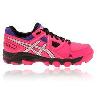 Asics Womens Gel-Blackheath 5 Hockey Shoes Pitch Field Pink Sports
