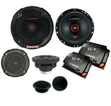"""QRS6K3 - Cadence 6.5"""" 100W RMS QRS 3-Way Component Speakers System (qrs63k)"""