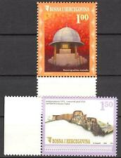 Bosnia 2008 Cultural and Historical Heritage set of 2 MNH**
