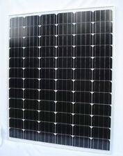 200W Monocrystalline Solar Panel with 2 x 5 Metres Solar Cable