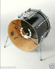 Kelly Shu Pro CLEAR Internal drum microphone mount system BRAND NEW
