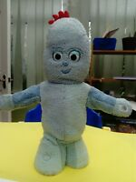 Blue Teddy Bear. Battery Operated
