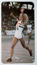 Donna Hartley   Great Britain   Runner & Body Builder  Photo Card # EXC
