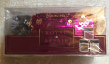 BH Cosmetics Royal Affair 3 Piece Glitter Set For Face and Body With Bag New