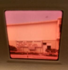 1969 Kodacolor Photo Slide Welcome To Bahama Islands Bahamas Port Kodak Amateur