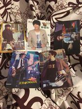 Cnblue 5pc Set  yes card  photocard kpop k-pop u.s seller With Top loader