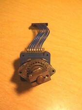 USED TOSOKU ROTARY MODE SELECT SWITCH R50 FREE SHIPPING