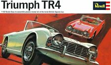Revell Triumph TR4 Sports Car Sticker or Magnet
