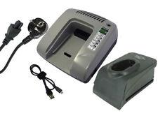 PowerSmart 14.40V/18V Ladegerät für Hitachi WH 14DSL, WH 18DMR, 327730, Grau