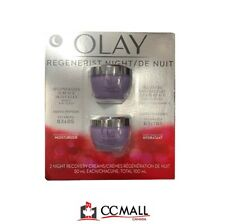 Olay Regenerist Night Firming Cream 2 x 50mL