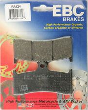 EBC BRAKE PADS Fits: Buell M2 Cyclone,S1 Lightning,S3 Thunderbolt,X1 Lightning,S