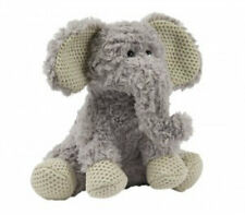Maison Chic Emerson Elephant Stuffed Child Baby Girl Boy 10 in. NEW Cute Safari