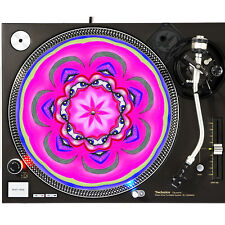 Portable Products Dj Turntable Slipmat 12 inch - Juicy Lips