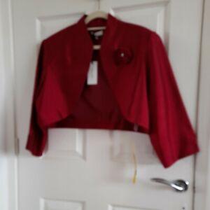 New Ladiez Belero Jacket Size 20