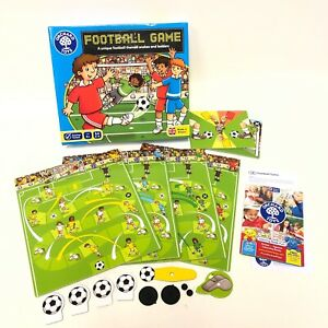Orchard Toys Football Game Kids Team Play Foot Ball Sport Board Games Age 5+