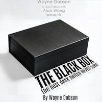 The Black Box by Wayne Dobson and Alan Wong Gimmick+Online Instruct Magic Tricks