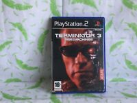 Sony Playstation 2 PS2 game - Terminator 3: Rise of the Machines - BS2