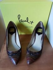 Paul Smith 100% Leather Court Heels for Women