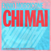 "Ennio Morricone Chi Mai 7"" Single RE Vinyl Schallplatte 41227"