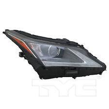 TYC 20-9803-00-1 Headlight Light Right Passenger Side RH New