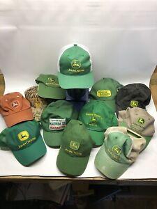 John Deere  Trucker Hat Louisville USA Fairyland  trucker hat lot   Dad Hat Lot