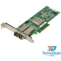 HP AJ764A QLOGIC QLE2562 DP 82Q 8GB PCI-E HB FC ADAPTER