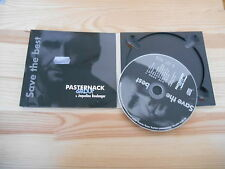 CD JAZZ PASTERNACK Group/J. Boulanger-Save The Best (8) canzone PRIVATE PRESS