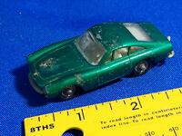 Vintage Lesney Matchbox #75 Ferrari Berlinetta Spoked Hubs Car 1965 Diescast Toy