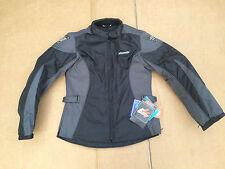 """RK SPORT Ladies Textile Motorbike / Motorcycle Jacket UK 8 (32""""- 34"""" Chest) B11"""