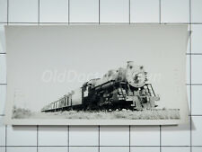 Illinois Central Railroad: Engine 999: 1939 Haughton Louisian Train Photo