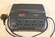 APC BE400-UK - BACK-UPS ES 400VA 230V