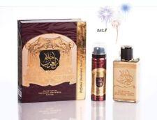 Ahlam al Arab por Ard al Oud Perfume Oriental zaafaran Spray 80 ml edp + 50 Ml deo