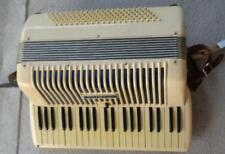 Vintage Wurlitzer Accordion - With Straps - With Case - VGC - WORKING ACCORDION