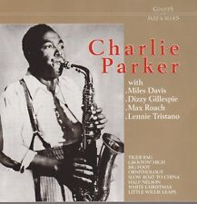 Charlie Parker Charlie PARKER with Miles DAVIS, Max Roach CD MAGIC MUSIC