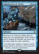 MTG Magic FRF - Supplant Form/Substitution de forme, French/VF