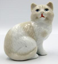 Cat Figurine Elegant
