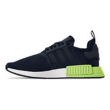 NEW Size 11 NMD R1 Legend Ink Navy Blue Running Mens Shoes EE5108 Green Seahawks