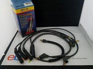 Spark Plug Wire Set Wells QW1144 fits 86-87 Honda Civic 1.5L-L4 NOS