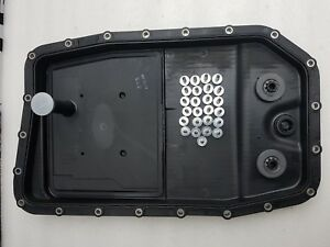 genuine aston martin zf 6 speed automatic gearbox transmission oil sump pan