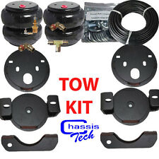 Air Tow Assist Kit No Drill 1999-06 Chevy Silverado 1500 2wd & 4wd overload