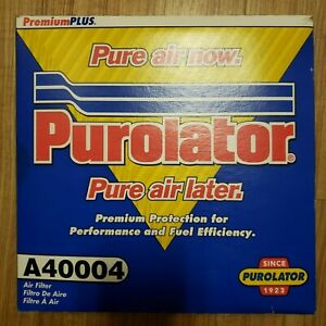 Air Filter Purolator A40004 NEW IN BOX